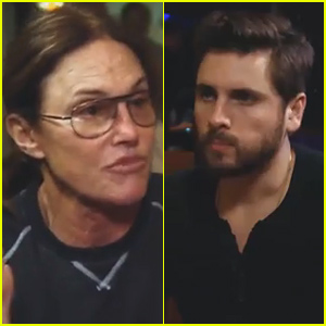 Bruce Jenner Urges Scott Disick To Spend More Time with His Family in New 'KUWTK' Clip - Watch Now!