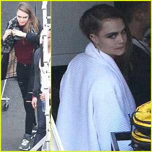 Cara Delevingne Is Appearing in Taylor Swift's Next Music Video