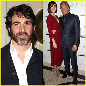 Chris Messina is Sexy & Scruffy at 'Alex of Venice' Premiere