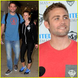 Cody Walker Carries On Paul's Legacy During Australia Trip