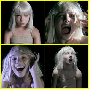 Maddie Ziegler Shows Off Her Many Faces in Sia's 'Big Girls Cry' Music Video - Watch Here!
