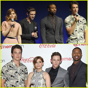 'Fantastic Four' Cast Teams Up for CinemaCon Awards 2015