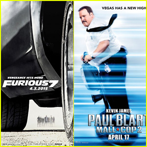 'Furious 7' Continues Box Office Reign, 'Paul Blart' Opens Solid