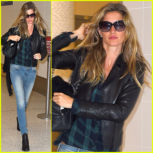 Gisele Bundchen Was 'Deeply Touched' By Her Fans After Walking Final Runway Show