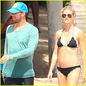 Gwyneth Paltrow Bares Bikini Body on Vacation with Chris Martin