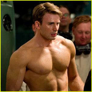 Is Captain America a Virgin? Chris Evans Weighs In!