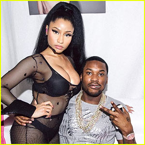 Is Nicki Minaj Engaged to Meek Mill? See Her MASSIVE Ring!