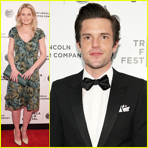 Jennifer Morrison & Brandon Flowers Celebrate 100 Years of Frank Sinatra at 'On The Town' Screening!