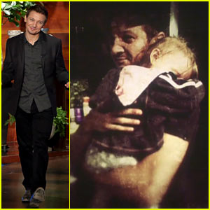 Jeremy Renner Shares Sweetest New Photo of Baby Ava!
