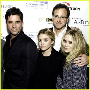 John Stamos Calls 'Bullsh-t' on the Olsen Twins' 'Full House' Reboot Reaction