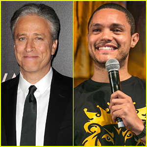 Jon Stewart Breaks Silence on Trevor Noah Controversy (Video)