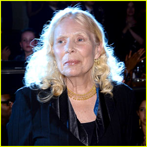 Joni Mitchell Is NOT In a Coma - Read the Official Statement