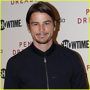 Josh Hartnett Premieres 'Penny Dreadful' Season 2 in Toronto