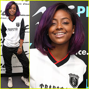 Justine Skye Debuts New Song 'Bandit' - Listen Now!