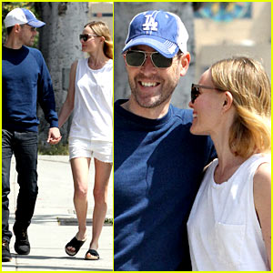 Kate Bosworth & Michael Polish Have That Look of Love!