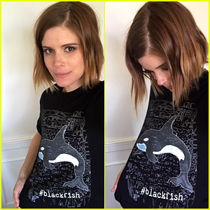Kate Mara Wants Your Help Giving SeaWorld the Middle Finger