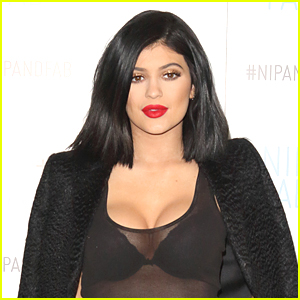 Kylie Jenner Denies Getting Plastic Surgery