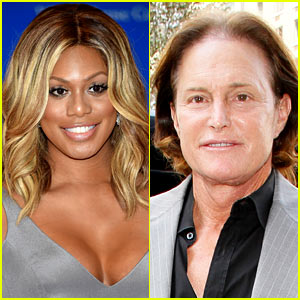 Laverne Cox Reveals Poignant Thoughts on Bruce Jenner