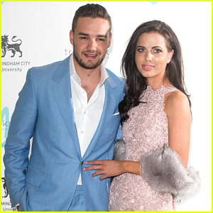 Liam Payne Brings His Girlfriend to UK C