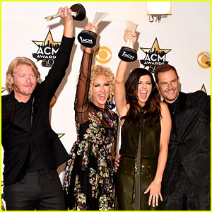 Little Big Town Had the ACM Awards' Most Shazamed Song