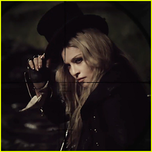 Madonna Is Terrence Howard's Gun Target in 'Ghosttown' Music Video - Watch Now!