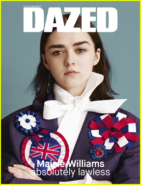 Maisie Williams Shares Frustration Over Adults Underestimating Teens