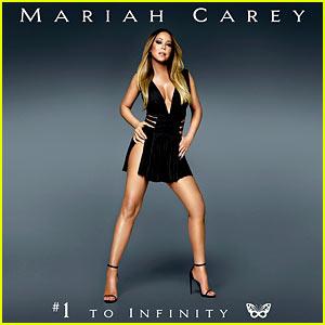 Mariah Carey Looks Super Slim for New Album Cover