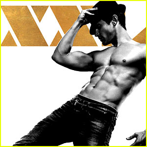 Matt Bomer's Shirtless 'Magic Mike XXL' Poster Is So Hot!
