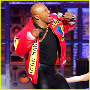 Mike Tyson Performs 'Push It' on 'Lip Sync Battle'! (Video)