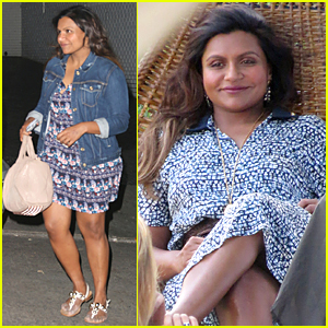 Mindy Kaling Has 'Incredible Balls', 'Mindy Project' Co-Star Chris Messina Says!