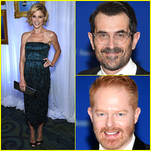 The Modern Family Cast Takes on the WHCD 2015 2015 White House