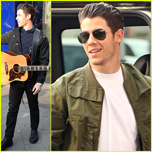 Nick Jonas Makes Surprise Appearance At Westfield London & Performs 'Jealous' - Watch Here!