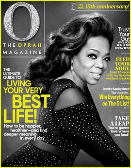 Oprah Winfrey's 'O Magazine' Celebrates 15th Anniversary!