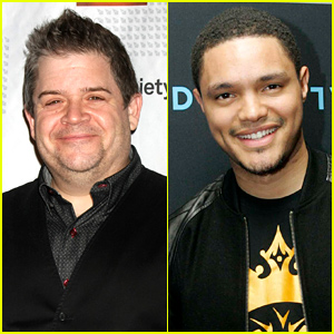 Comedian Patton Oswalt Defends Trevor Noah in Epic 53 Tweet Exchange