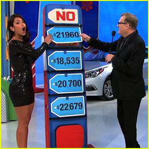 price   model manuela arbelaez   car   mistake   drew carey