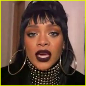 Rihanna Pulls April Fools' Day Prank on Jimmy Kimmel! (Video)