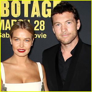 Sam Worthington & Lara Bingle Name Their Son Rocket?