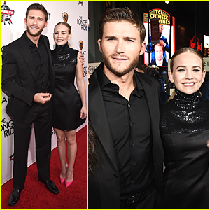 Scott Eastwood & Britt Robertson Take Over JJ's Instagram at 'Longest Ride' Premiere!