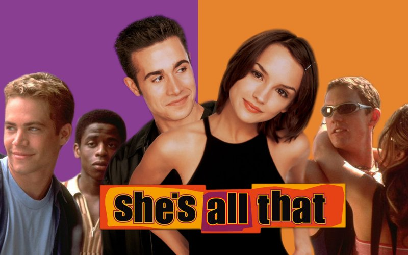 she is all that movie review