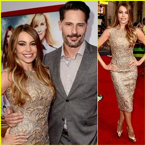 Sofia Vergara & Joe Manganiello Look So in Love at 'Hot Pursuit' Premiere in Hollywood!