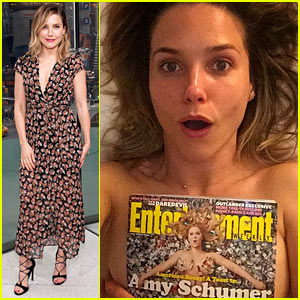 Sophia Bush Goes Topless In New Instagram Photo