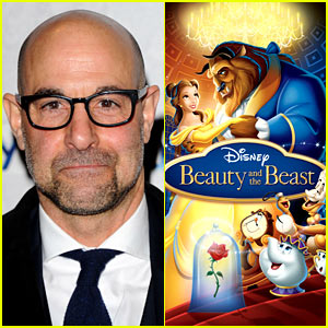 Stanley Tucci Joins 'Beauty & The Beast' as New Character!