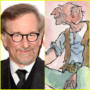 Steven Spielberg's 'The BFG' Will Be His First Disney Movie!