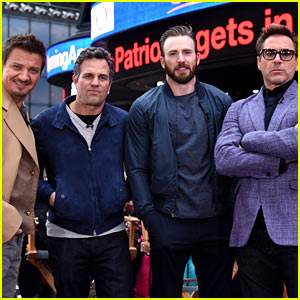 The 'Avengers' Assemble While the Movie Breaks Records