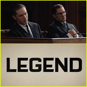 Tom Hardy Plays Terrorizing Twins in 'Legend' Trailer - Watch Now!