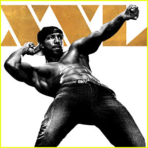 tWitch's Abs Are Rock Solid for 'Magic Mike XXL' Poster!