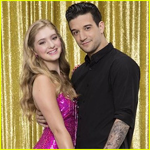 Willow Shields Does a Spring Break Salsa on 'DWTS' - Watch Now!