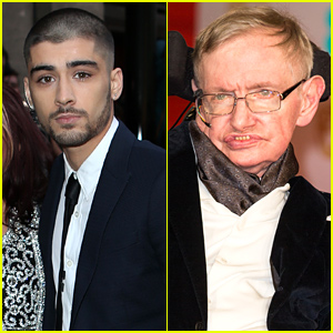 Zayn Malik Could Still Be in One Direction in a Parallel Universe, Says Stephen Hawking