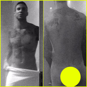 Adam Levine Goes Butt Naked in Maroon 5's New Video!