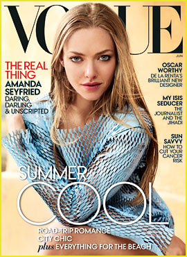 Amanda Seyfried & Her Dog Finn Have a Perfect Day in 'Vogue' Video